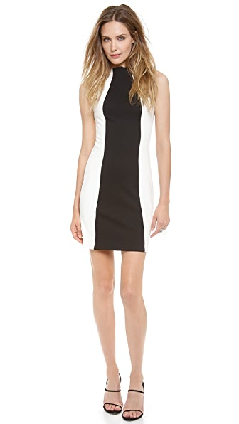 Nicholas Ponti High Neck Dress