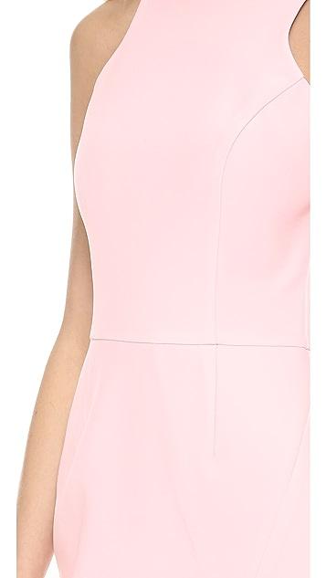 Nicholas Wrap Skirt Dress