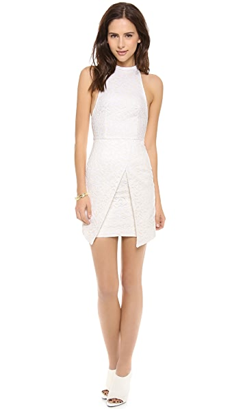 Nicholas Paisley Lace Dress