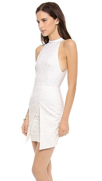 Nicholas Paisley Lace Dress