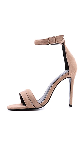 Nicholas Jocelyn Suede Sandals