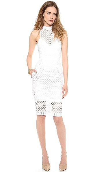 Nicholas Lace Sleeveless Dress