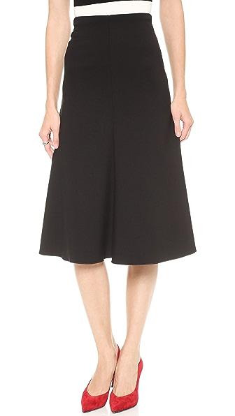Nicholas Ponte Flare Skirt