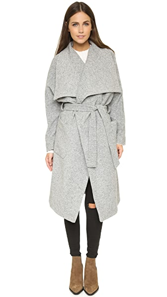 Wool Wrap Coat Photo Album - Reikian