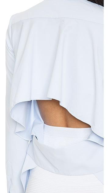Nicholas N / Nicholas Backless Shirt