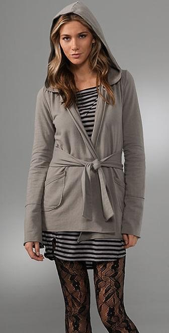 Nightcap Clothing Hooded Jacket