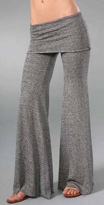 Nightcap x Carisa Rene Fold Over Flare Pants