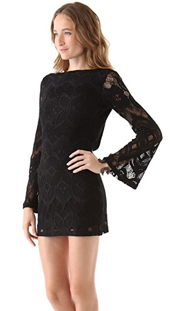 Nightcap x Carisa Rene Priscilla Dress