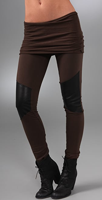 Nightcap x Carisa Rene Motorcycle Leggings