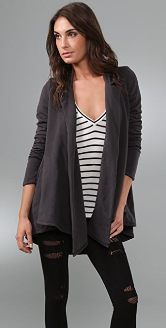 Nightcap Clothing Cape Cardigan