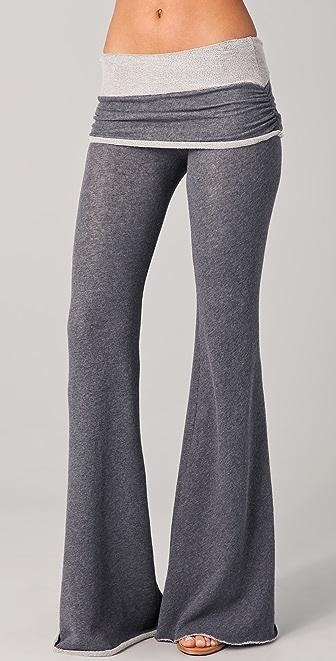 Nightcap x Carisa Rene Double Fold Over Flare Pants