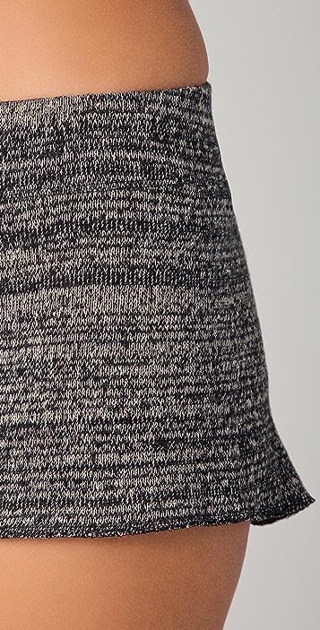Nightcap x Carisa Rene Kasuri Shorts
