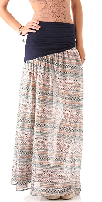 Nightcap Clothing Tribal Skirt / Dress