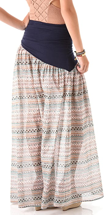 Nightcap x Carisa Rene Tribal Skirt / Dress