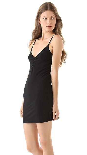 Nightcap x Carisa Rene Basic Slip Dress