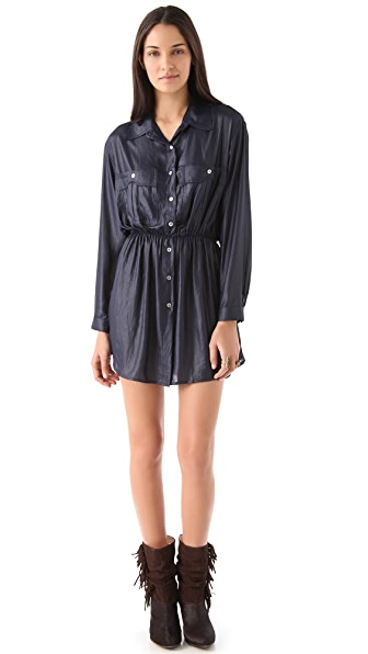 Nightcap Clothing Boyfriend Dress