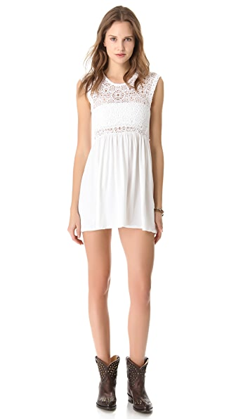 Nightcap Clothing Isobel Crochet Dress