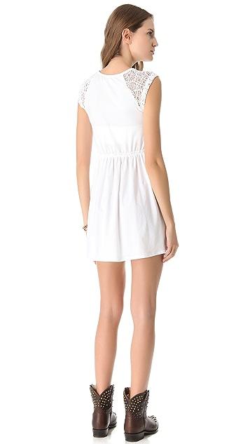 Nightcap x Carisa Rene Isobel Crochet Dress