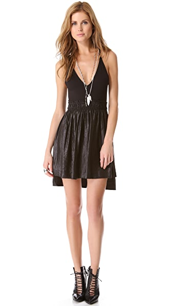 Nightcap Clothing Goddess Mini Dress