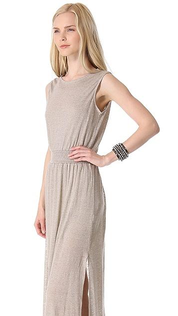 Nightcap x Carisa Rene Diamond Lace Maxi Dress
