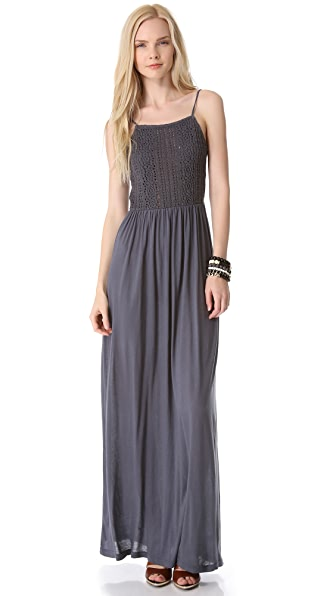 Nightcap x Carisa Rene Apron Beach Maxi Dress