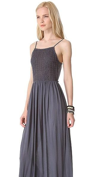 855cc1500d80 Nightcap x Carisa Rene Apron Beach Maxi Dress | SHOPBOP