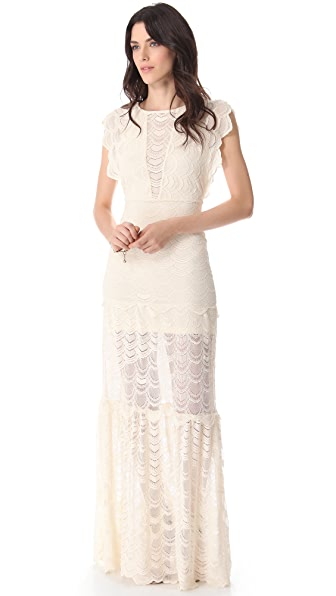 Nightcap Clothing Caletto Maxi Dress