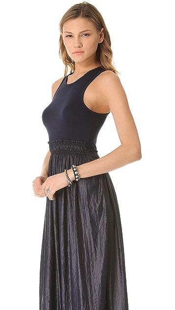 Nightcap x Carisa Rene Egyptian Maxi Dress