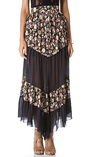 Nightcap Clothing Gambler Skirt / Dress