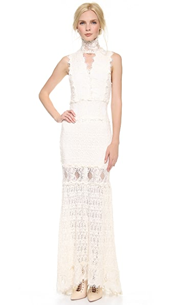 Nightcap x Carisa Rene Florence Lace Bridal Dress