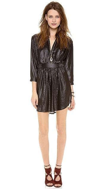 Nightcap x Carisa Rene Pintuck Dress