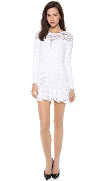 Nightcap x Carisa Rene Dixie Lace Dress