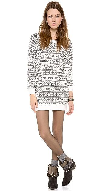 Nightcap x Carisa Rene Cheyenne Sweater Dress