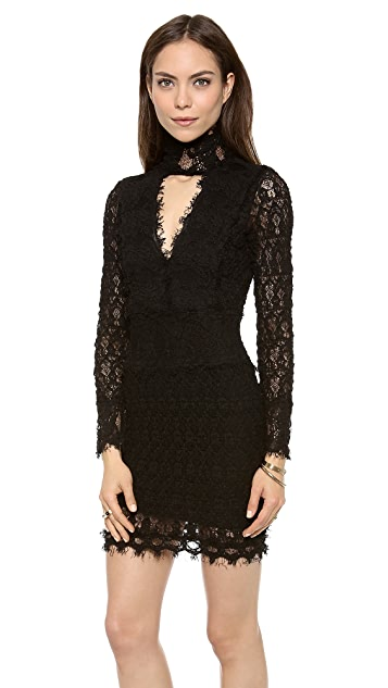 Nightcap x Carisa Rene Florencia Lace Dress