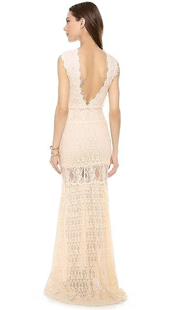 Nightcap x Carisa Rene Backless Estelle Gown