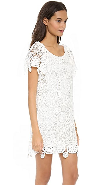 Nightcap x Carisa Rene Carmen Crochet Dress