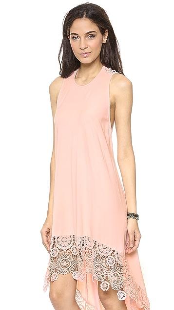 Nightcap x Carisa Rene Crochet Hanalei Dress