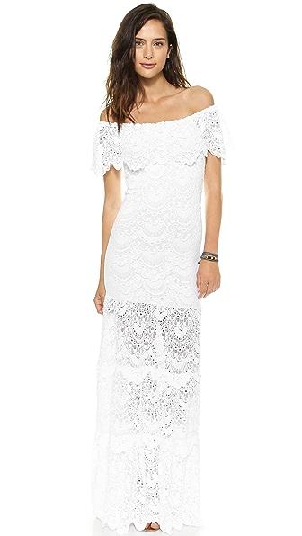 Nightcap Clothing Positano Maxi Dress