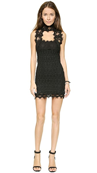 Nightcap x Carisa Rene Florence Lace Chapel Dress