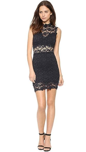 Nightcap x Carisa Rene Dixie Lace Cutout Dress