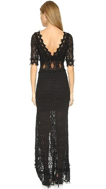 Nightcap x Carisa Rene Florence V Back Gown