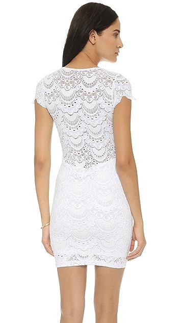 Nightcap x Carisa Rene Spanish Mini Dress