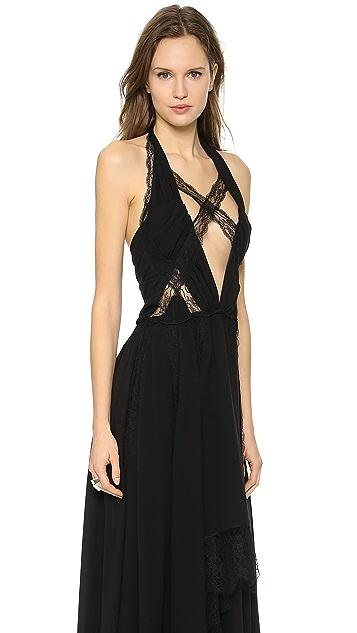 Nina Ricci Sleeveless Gown