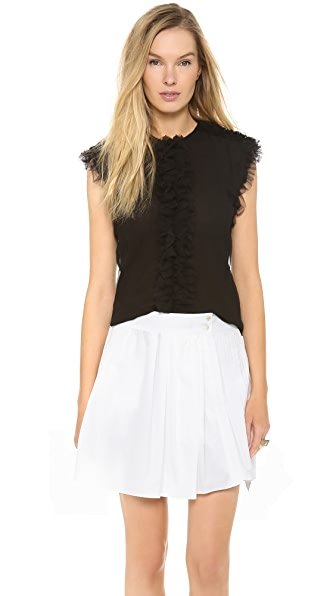 Nina Ricci Sleeveless Top