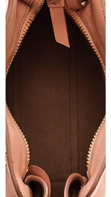Nina Ricci Leather Mini Handbag