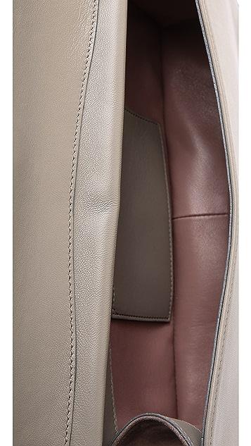 Nina Ricci Leather Clutch