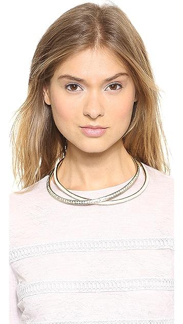 Nina Ricci Crystal Necklace