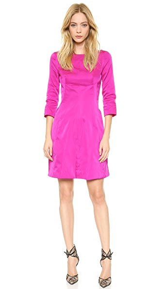 Nina Ricci 3/4 Sleeve Dress