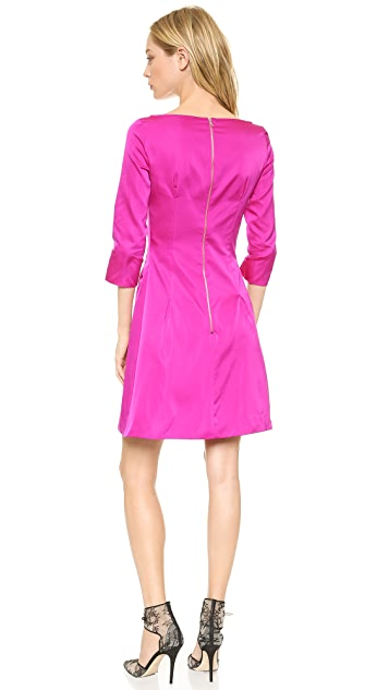 Nina Ricci 3/4 Sleeve Dress
