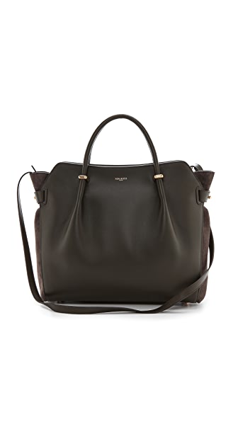 Nina Ricci Leather Handbag
